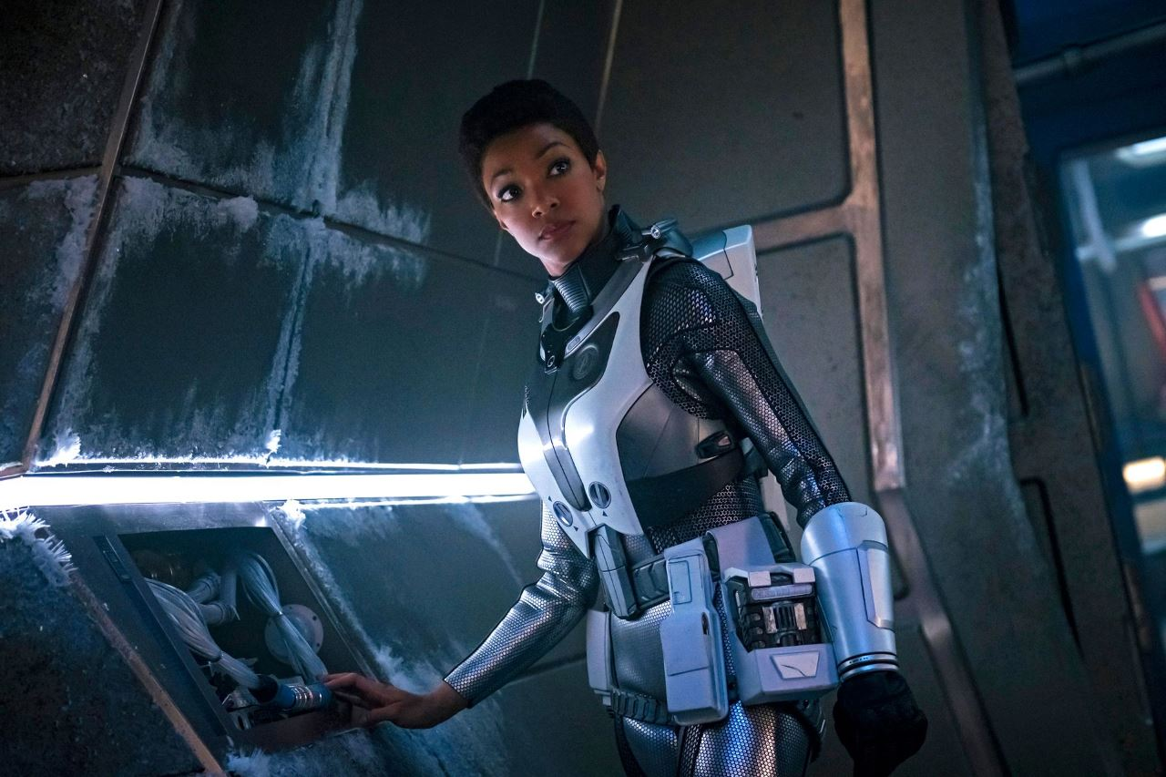 Discovery Season 2 Wants to Be Bold and New, While Holding Onto Star Trek's Past
