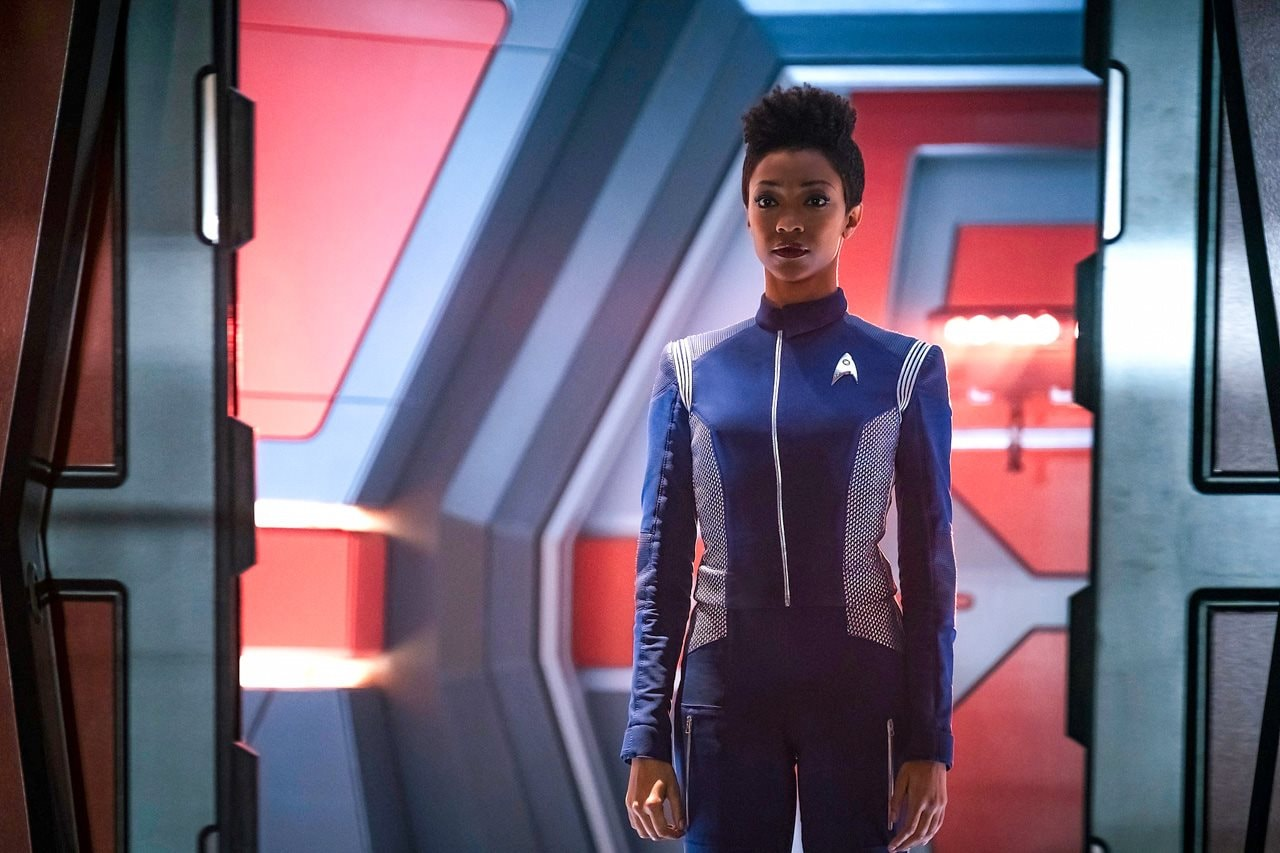 'Star Trek Discovery' Season 2 Preview: Captain Pike, Spock