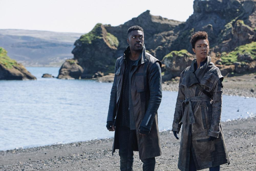 Star Trek: Discovery Season 3 Casts David Ajala, 6 New Short Treks Announced — San Diego Comic-Con 2019