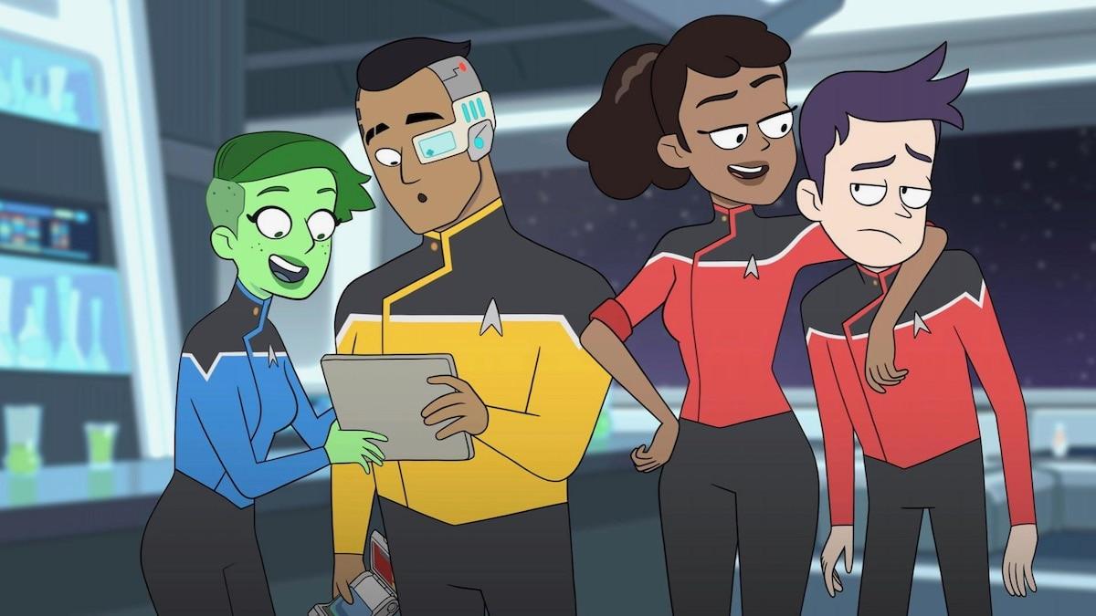 Star Trek: Lower Decks Cast, First Look Unveiled at San Diego Comic-Con 2019