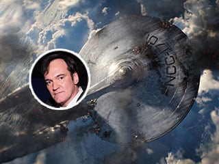 Quentin Tarantino's Star Trek Movie Is 5-6 Years Away, Says Simon Pegg