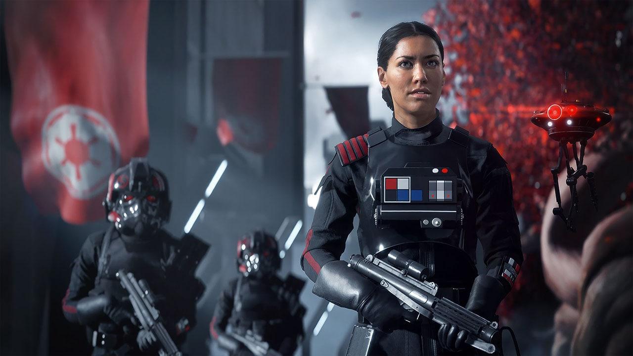 star wars battlefront ii iden versio Star Wars Battlefront 2