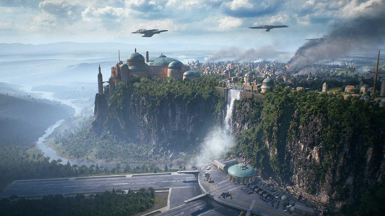star wars battlefront ii theed Star Wars Battlefront 2