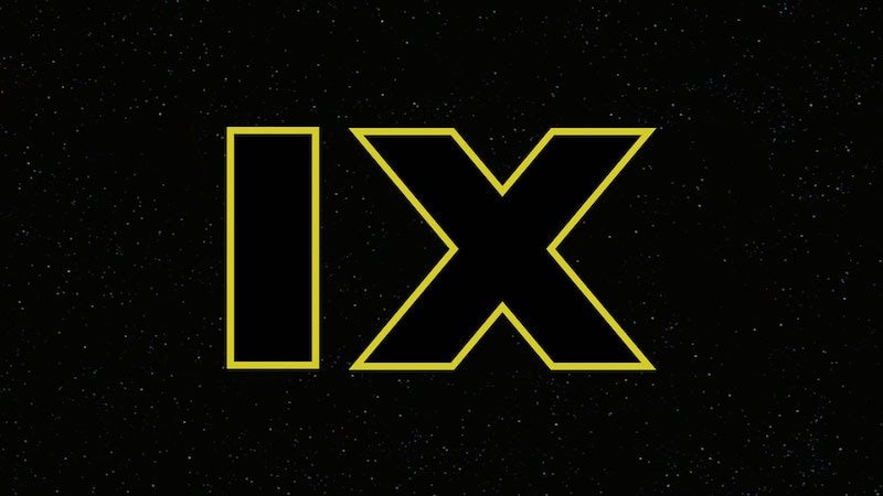 Star Wars: Episode IX to Release on May 24, 2019