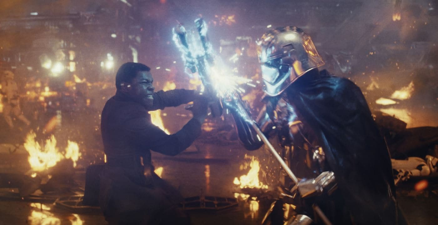 Star Wars: Episode IX Set 'Roughly One Year' After The Last Jedi, Says John Boyega