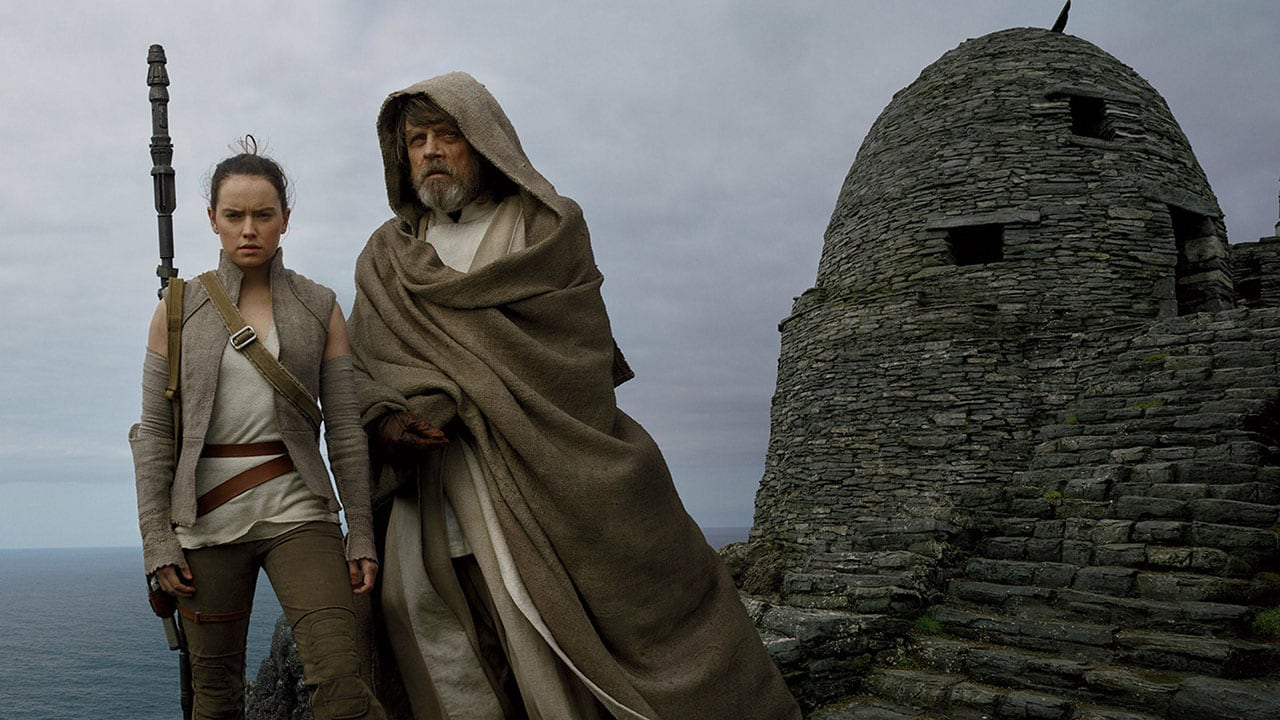 Star Wars: The Last Jedi Is the Perfect Showcase of Rian Johnson's Talents