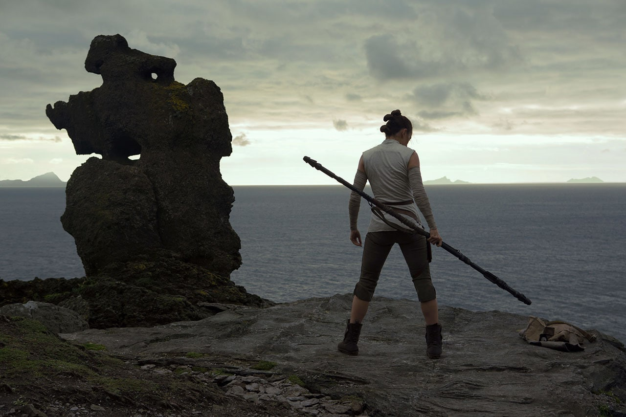 Star Wars: The Last Jedi New Trailer Is Finally Here
