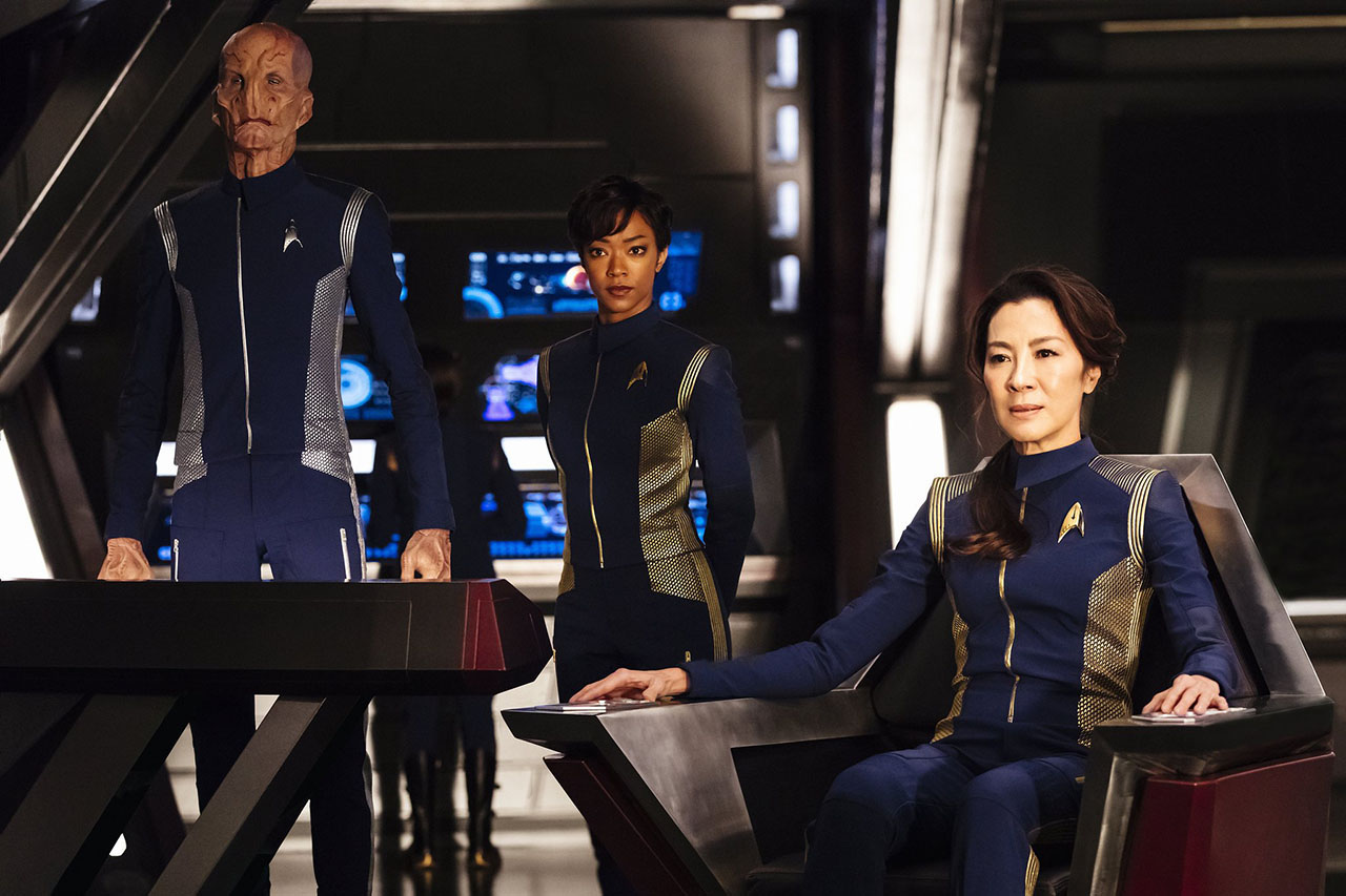 Star Trek: Discovery Trailer Is Here to Remind Us the Show's Still on Its Way