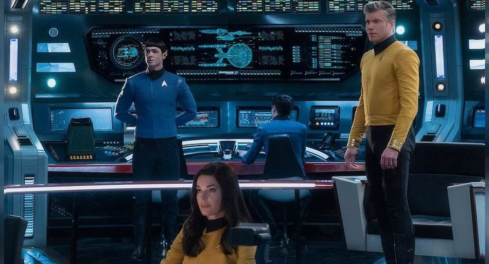 Star Trek: Strange New Worlds Announced, With Spock, Pike, and Number One