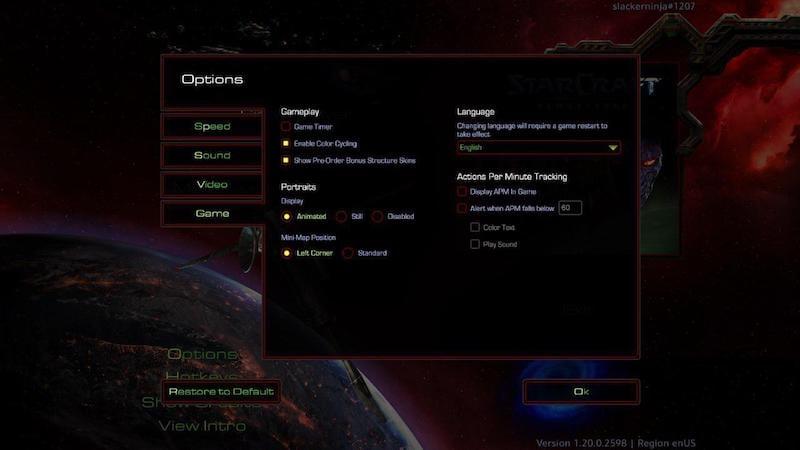 starcraft remastered options starcraft_remastered