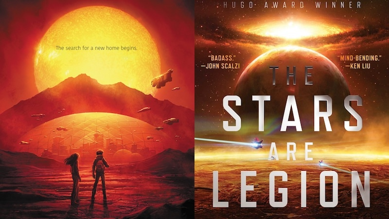 Six Exciting Science Fiction Books Releasing in February 2017