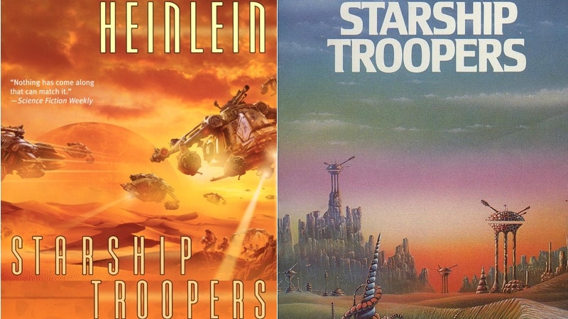 Why Starship Troopers Is a Controversial Science Fiction Classic