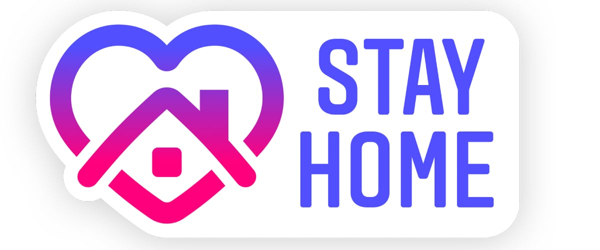 stay home instagram sticker Stay Home  Instagram  Coronavirus  COVID 19