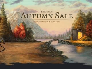 Steam Autumn Sale Is Now Live, Lasts Till Tuesday