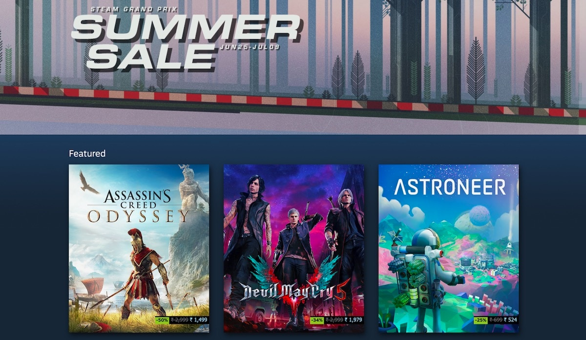Steam Summer Sale 2019 Kicks Off: The Top Deals and Discounts