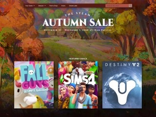 Steam Autumn Sale: FIFA 21, Death Stranding, Marvel's Avengers, and More