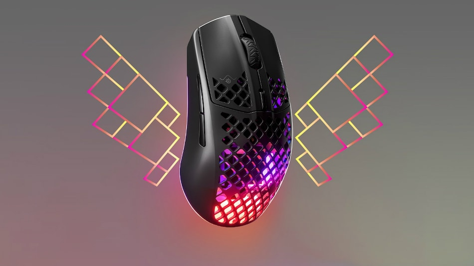 SteelSeries Aerox 3 Gaming Mice With TrueMove Air Sensor, IP54 Water Resistance Rating Launched