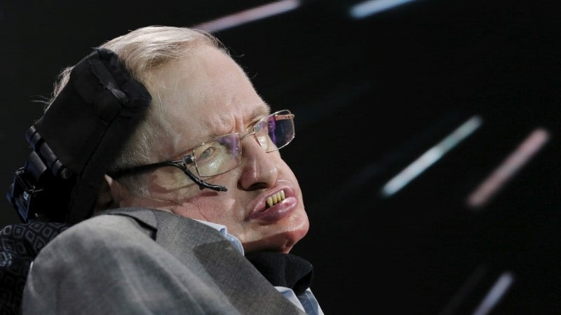 Stephen Hawking's Ashes to Sit Near the Graves of Sir Isaac Newton and Charles Darwin