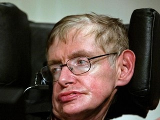 Stephen Hawking's Secret to Surviving His Terrible Condition? A Sense of Humour