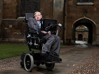 Stephen Hawking Says Humans Have Only 100 Years to Leave the Earth