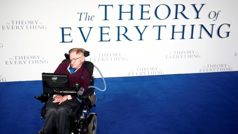 Stephen Hawking, Physicist Who Came to Symbolise the Power of the Human Mind, Dies at 76
