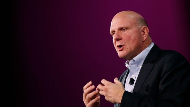 Steve Ballmer on Data for the People
