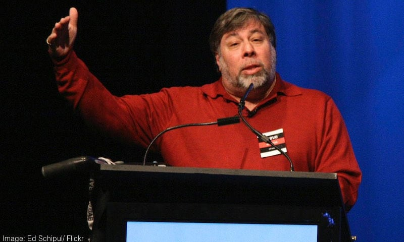 Apple Co-Founder Steve Wozniak Protests Facebook by Shutting Down Account