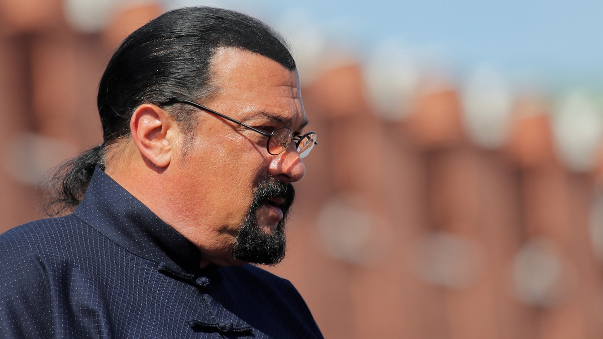 Steven Seagal Settles With US SEC Over Cryptocurrency Promotion