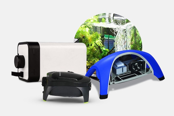 Buy An Air Pump To Improve The Quality Of Your Aquarium's Water