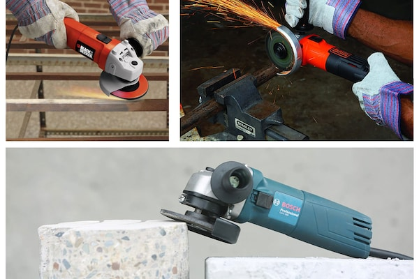 Get A Versatile Angle Grinder For Cutting, Polishing, and Grinding