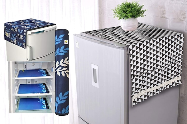 Beautiful Fridge Covers: Extending A Stylish Protection To Refrigerators