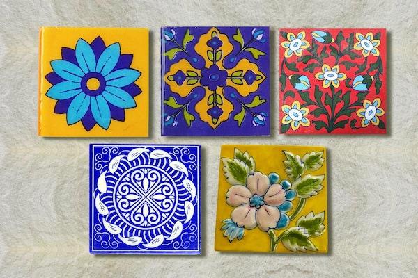 Best Handmade Ceramic Tiles For Homes