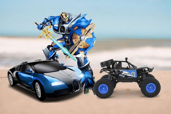 Best Remote Controlled Toys for Children