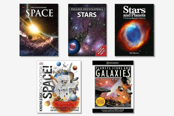 Explore Mysteries Of The Universe And Outer Space With These Encyclopedias