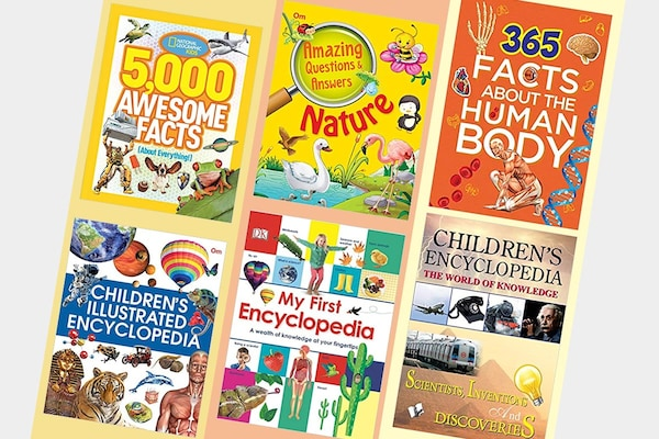 Encyclopedias For Kids: Flipping The Pages From Planet Earth's Tale
