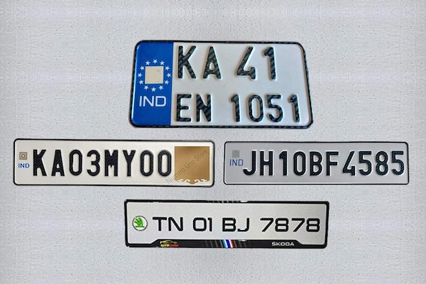 Best Number Plates For Your Vehicle