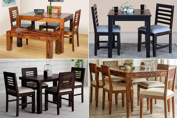 Sheesham-Wood Dining Tables: Making Dining A Luxurious Affair