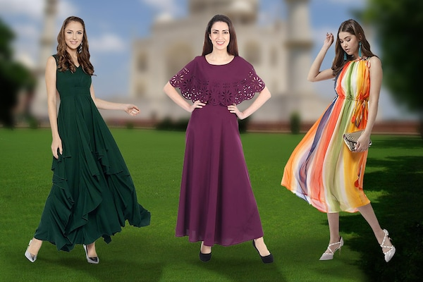 Best Maxi Dresses For Women: Flares And Twirls Of Effortless Fashion