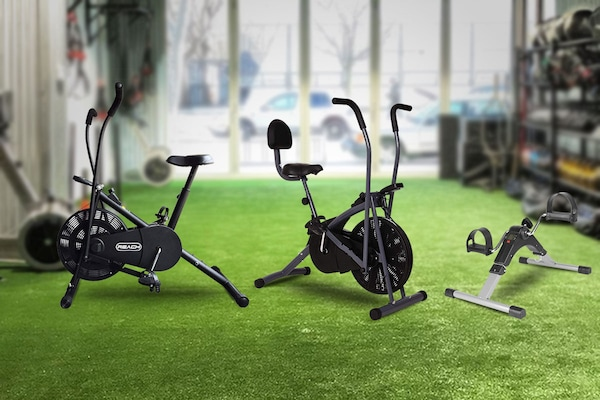 Best Exercise Cycles For Comfortable Workouts At Home