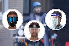 Face Shields: Cover Your Face Using These Shields From Top Brands