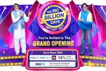 Flipkart Big Billion Days Sale 2020: EMI, Credit, Cashback and More in Store