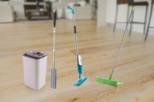 Flat Cleaning Mops: An Ultimate Support to Ease Your Cleaning Tasks