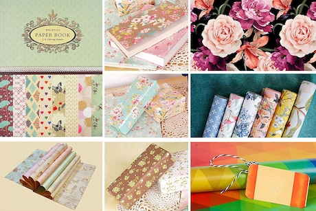 Designer Wrapping Papers: Let The Creativity Flow!