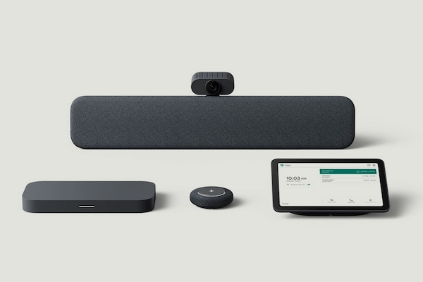 Google Meet Launches Hardware For Video Conferencing In Partnership With Lenovo