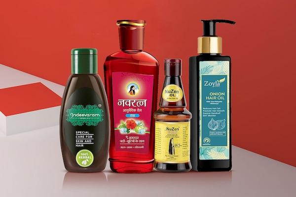 Best Herbal Oils For Healthy Hair