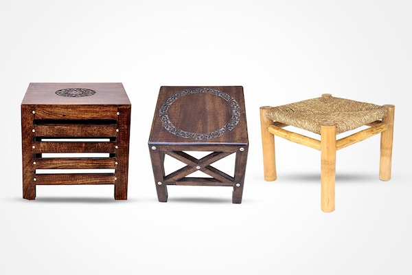 Great Quality Handmade Stools For Your Home