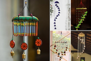 Handmade Wind Chimes: Let The Positive Vibes Prevail