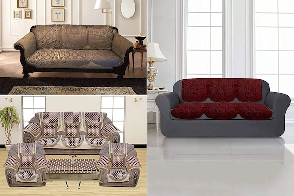 Cover Your Five Seater Sofas In These Designer And Durable Sofa Covers