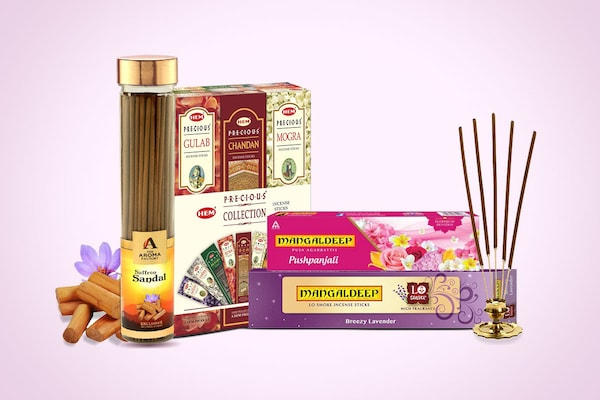 Best Incense Sticks For A Great Ambience