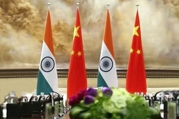 Indo-China Face-Off At LAC And Online